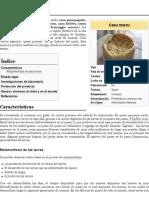 Casu marzu - Wikipedia, la enciclopedia libre
