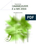Dreamweaver MX2004