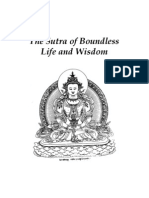 The Sutra of Boundless Life and Wisdom