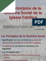 Los Principios de la Doctrina Social de la Iglesia Católica