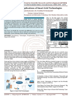 Elements and Applications of Smart Grid Technologies