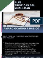 Principales caracteristicas del mundo musulman