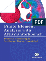 Pramote Dechaumphai, S. Sucharitpwatskul (2018)- Finite Element Analysis with ANSYS Workbench
