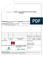 KG 98-2-ONT-ME-OGT-DS-00001 - Data sheet for Gas Separator (V-N78152 AB) Rev.0