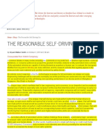 The Reasonable Self-Driving Car _ Center for Internet and Society