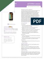 spearmint-oil menthe