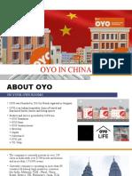 OYO in China