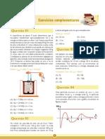 ENEM Amazonas GPI Fascículo 3 – A Energia e suas Transformações - Exercícios Complementares