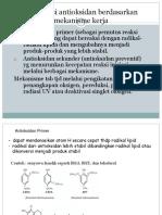Antioksidan II Kimia Pangan