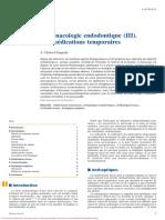 Pharmacologie endodontique (2)