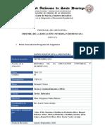 TEG-213 HISTORIA DE LA EDUCACIÓN UNIVERSAL Y DOMINICANA. PROGRAMA (1).pdf