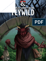 Gimble's Guide to the Feywild