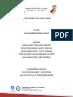 Informe laboratorio ondas pendulo simple wg
