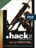 Hack Anohe Birth Novela Completa