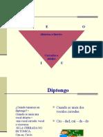 Acentuación general, tilde diacrítico, diptongos y triptongos.pptx