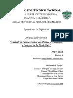 La Industria Farmaceútica PENICILINA Texto