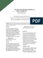 APLICACIONES DEL ELECTROMAGNETISMO AL MEDIO AMBIENTE 4
