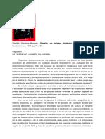 Claudio SanchezAlbornoz- El hombre y la tierra
