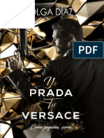 Yo Prada, Tu Versace - Olga Diaz