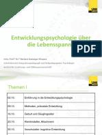 01 Grundlagen der Entwicklungspsychologie