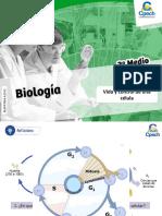 (R6)MAS NEM BL2 PPT Clase 6 Vida y control de una célula 2019