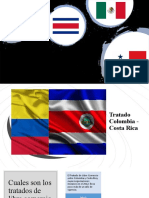 Colombia ( Mx- Cr - Pa)