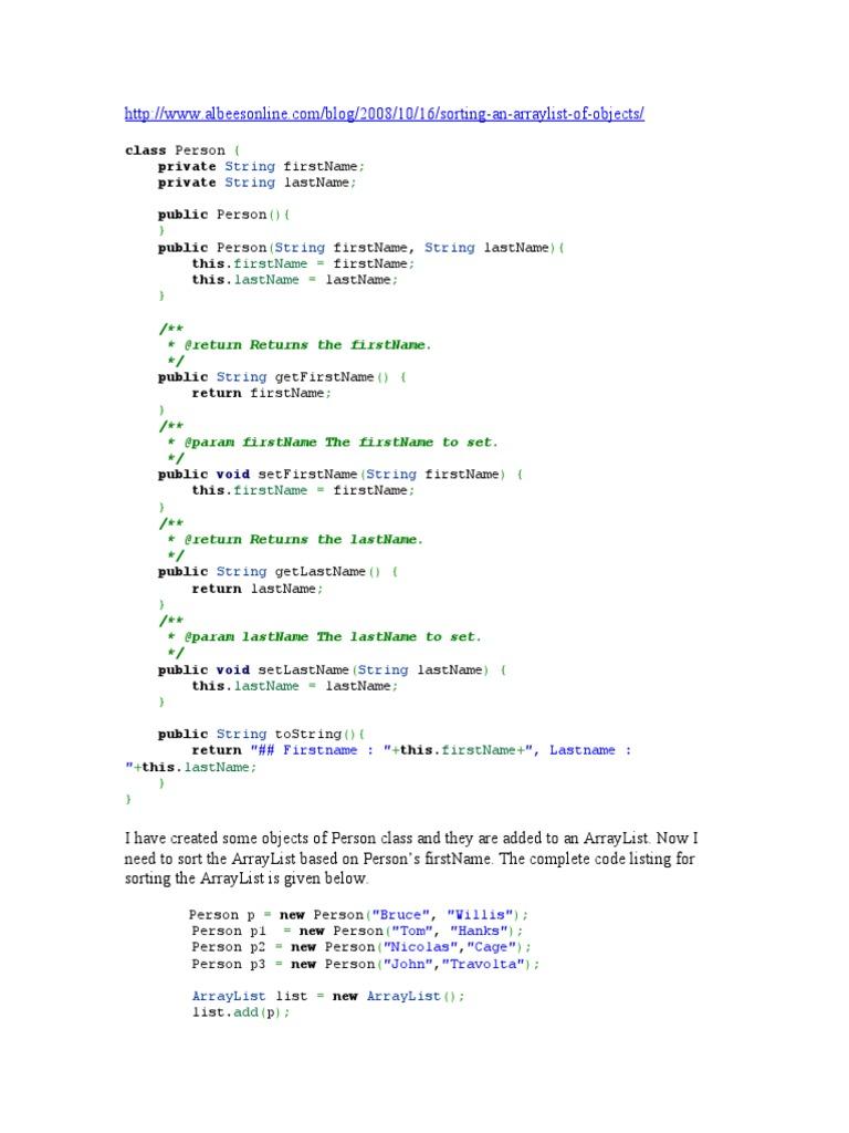sorting   Method (Computer Programming)   Computer