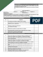 Cuestionario proyecto organizacional