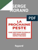 (Documents) Serge Morand - La prochaine peste_ Une histoire globale des maladies infectieuses-Fayard (2016).pdf