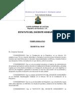 Ley del Estatuto del Docente Hondureño.pdf