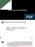 SEMANA 3 - RELACIONES GRAVIMETRICAS - EJERCICIOS.pptx