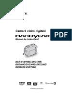 Camera SONY DCRDVD106E_RO