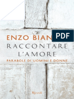 Enzo Bianchi - Raccontare lamore