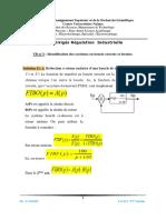 TD n°3 Solution  Identification des systèmes en boucle ouverte et fermée.-converti.pdf