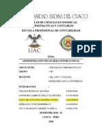 GRUPO N° 02 - ADMINISTRACION FINANCIERA INTERNACIONAL.