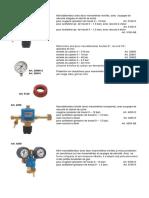 Informations détaillées sur manodétendeurs pour oxygène _ acétylène