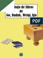 Catalogo de libros de Go, Baduk