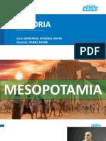 Semianual integral ADUNI Historia(Mesopotamia) - semana 2