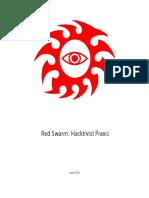 Red Swarm - Hacktivist Praxis