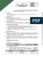 PC-SAS-005 Prevencion de cancer ocupacional