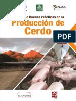 2018. Manual Buenas Practicas de Produccion de Cerdo
