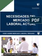 SESION 01 - PPT NECESIDADES DEL MERCADO LABORAL