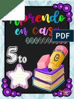 5° Cuadernillo alumno