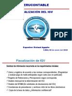 2020-01-08 Perucontable - Fiscalizacion IGV