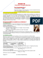 réactions redox