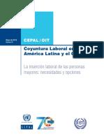 Coyuntura Laboral en  AL  y el Caribe la insercion laboral d las personas mayores (Lorena).pdf