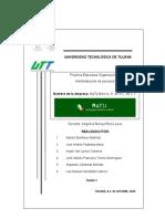 ADMINISTRACIÓN Estructura Organizacional