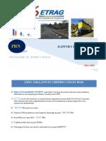 Rapport d'avancement physique des projets PRN mars 2020 2020 Vp