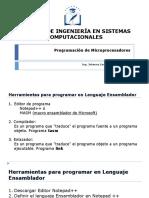 PM - Parcial 1 - Clase 04 - Lenguaje Ensamblador - Estructura de programa y Tipos de Datos.pdf