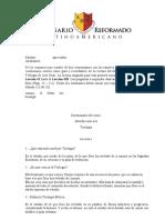 Reporte de Introduccion a La Teologia.